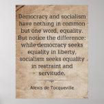 Alexis de Tocqueville Posters