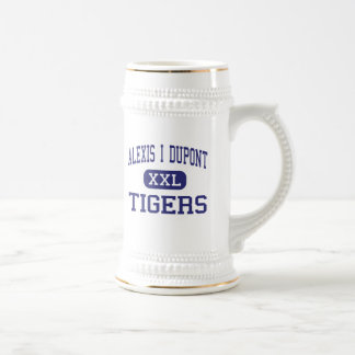 Alexis I Dupont Tigers Middle Wilmington Beer Stein