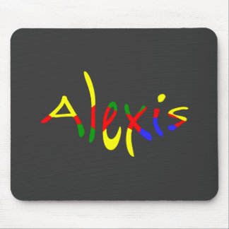 Alexis Mouse Pad