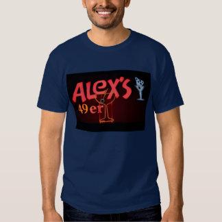 ALEX'S 49er T Shirt