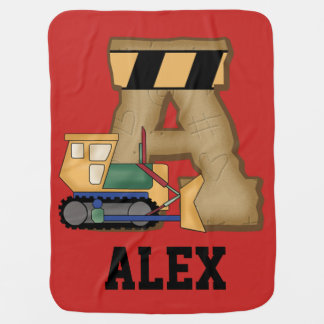 Alex's Personalized Gifts Receiving Blanket
