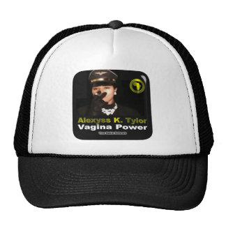 Alexyss K. Tylor Vagina Power™ On True Nubia TV Trucker Hat