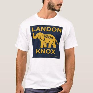 Alf Landon and Franklin Knox T-Shirt