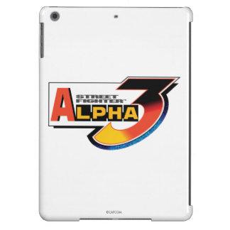 Alfa 3 Shadowloo de Street Fighter Funda Para iPad Air