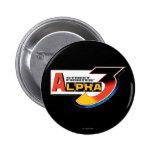 Alfa 3 Shadowloo de Street Fighter Pin