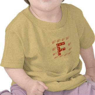ALFA de la identidad - equipo F de la estrella Camiseta