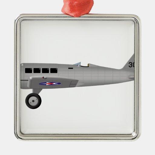 Alfa de Northrop Y1C-19 Adorno De Reyes