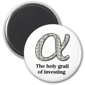 Alfa - el santo grial de inversión iman