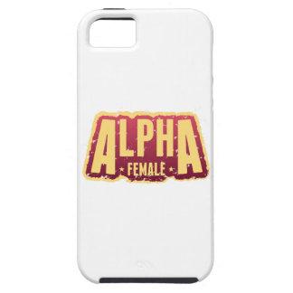 Alfa Female1 iPhone 5 Case-Mate Coberturas