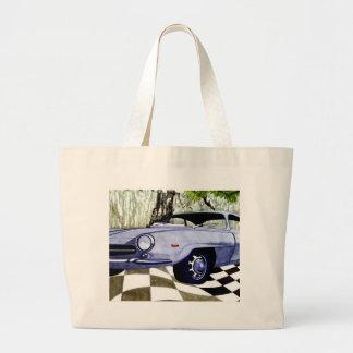 """Alfa Rally"" - CricketDiane Art Canvas Bag"