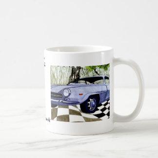"""Alfa Rally"" - CricketDiane Art Classic White Coffee Mug"