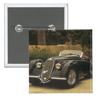 Alfa Romeo 8C 2900B es un muy raro y muy Pins
