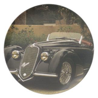 Alfa Romeo 8C 2900B es un muy raro y muy Platos De Comidas