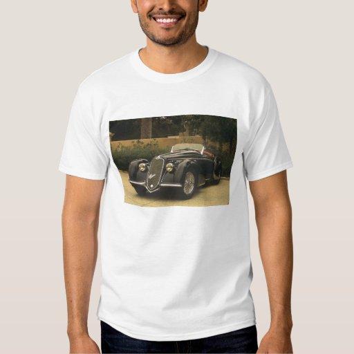 Alfa Romeo 8C 2900B es un muy raro y muy Remeras