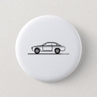 Alfa Romeo GTA GTV T-Shirt Button