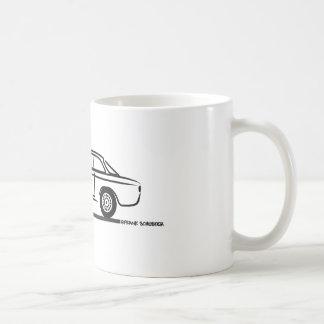 Alfa Romeo GTA GTV T-Shirt Coffee Mug