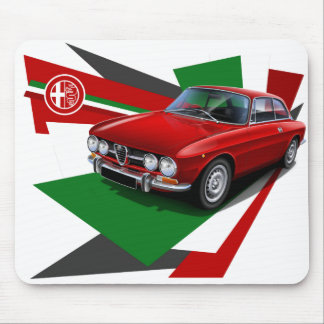 Alfa Romeo GTV 1750 Mouse Mat Mouse Pad
