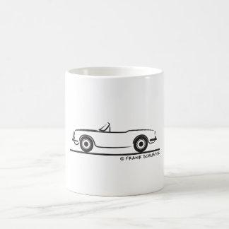 Alfa Romeo Guilia Spider Duetto Coffee Mug