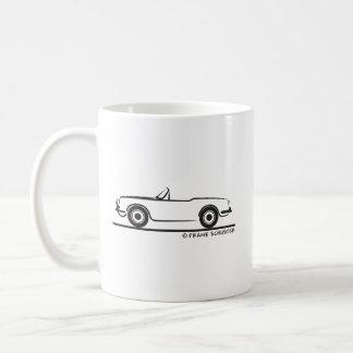 Alfa Romeo Guilietta Spider Coffee Mug