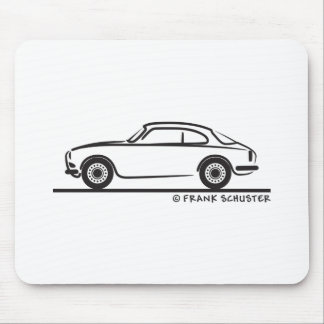 Alfa Romeo Guilietta Sprint Coupe Mouse Pad
