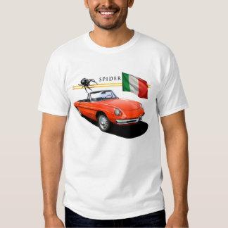 Alfa Romeo Spider Poleras