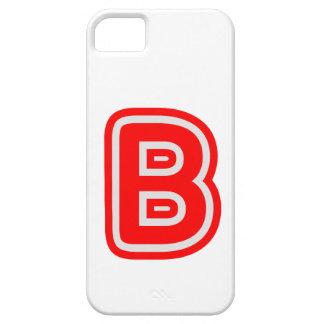 Alfabeto ALPHAB BBB iPhone 5 Case-Mate Coberturas