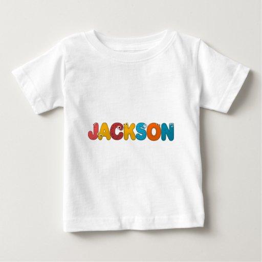 alfabeto animal Jackson Playeras