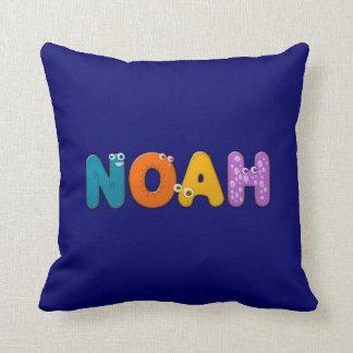 alfabeto animal Noah Cojines