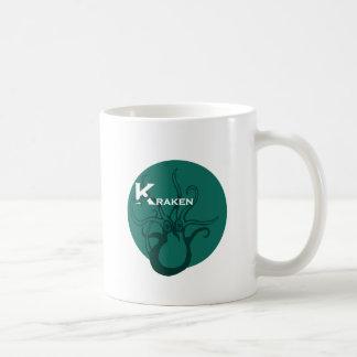 Alfabeto de la fantasía tazas de café