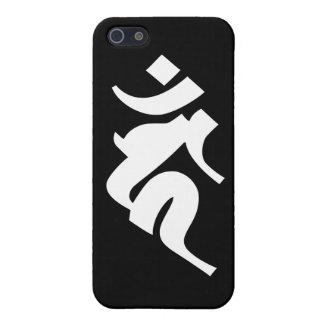 Alfabeto de Siddhaṃ - Acala iPhone 5 Carcasas