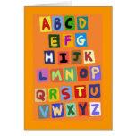 alfabeto felicitacion