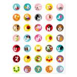 alfabetos postal
