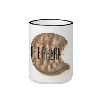 Alfajor snack ringer coffee mug