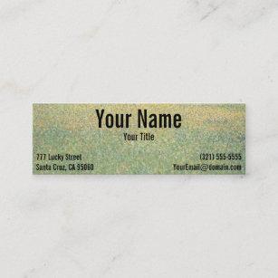 Green field mini business cards templates zazzle alfalfa fields saint denis by georges seurat mini business card colourmoves