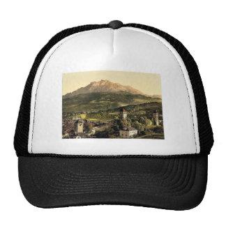 Alfalfa, Musegg y Pilatus, Pilatus, Suiza Gorras