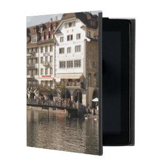 Alfalfa Suiza iPad Carcasa