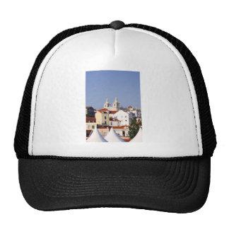 Alfama, Lisbon, Portugal Trucker Hat