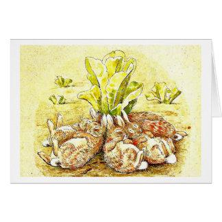 Alfarero 28 de Arte-Beatrix de los Notecard-Niños Tarjeta Pequeña