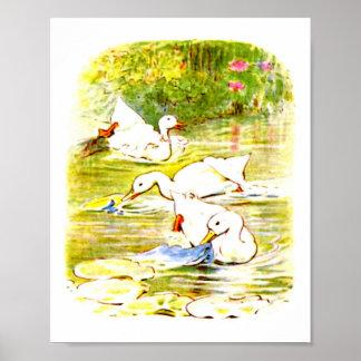 Alfarero 6 de Arte-Beatrix de los Poster-Niños Póster