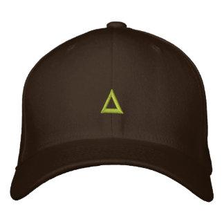 Alfas griegas/casquillos de la fraternidad de gorra de béisbol bordada