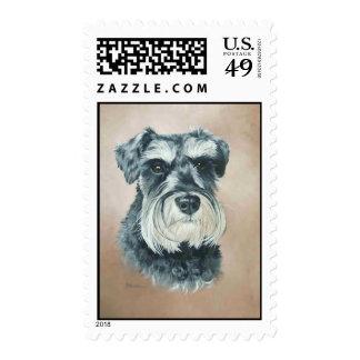 Alfie Postage Stamps
