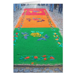 Alfombra 13 greeting cards