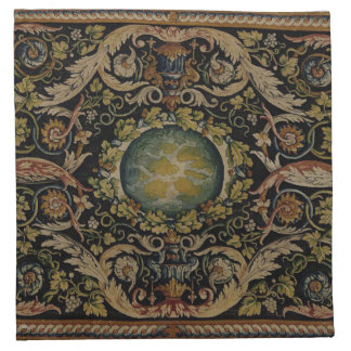 Alfombra 1 de Savonnerie (a todo color) Servilleta De Papel
