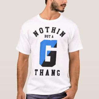 Alfombra de G Thang - azul Playera