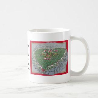 Alfombra Heart Classic White Coffee Mug