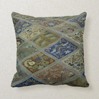 alfombra hecha a mano almohada