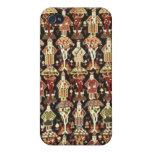 Alfombra persa, diecinueveavo-vigésimo siglo iPhone 4 carcasas