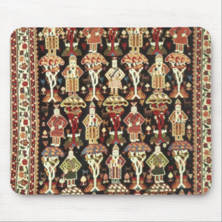 Alfombra persa, diecinueveavo-vigésimo siglo tapetes de raton