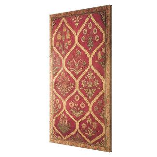 Alfombra persa o turca, décimosexto/siglo XVII (la Impresión En Lienzo
