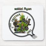 Alfombra ratón LAN de Noël soldado Ryan Alfombrillas De Raton